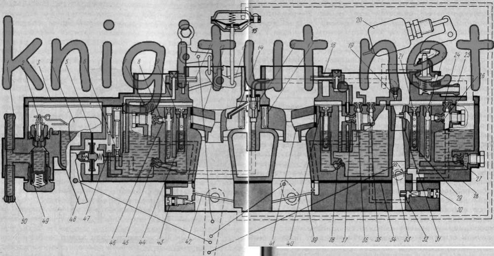 Карбюратор K-156 для