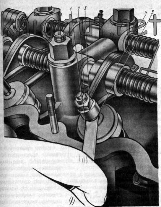 Ваз 2103 06 деталировка двигателя ваз 2103